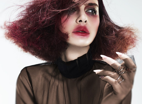 Texture Hairstylist of the Year2017 // Hair by Alain Pereque