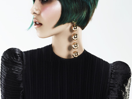 North American Hairdressing Awards 2017 // Hair by Alain Pereque