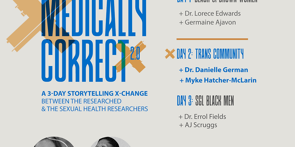 Medically Correct: Researchers X Trans Community