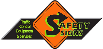 Traffic Control by Safety Signs