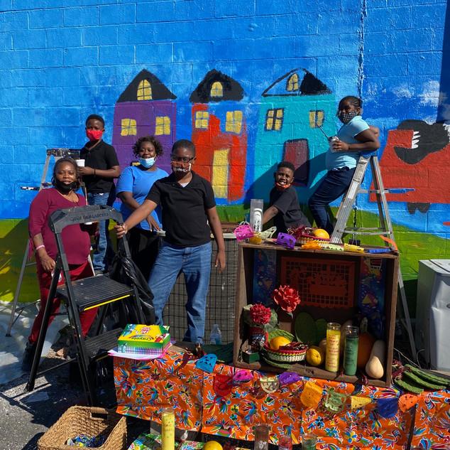 Community artists