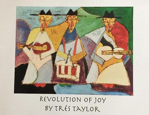The Revolution of Joy poster