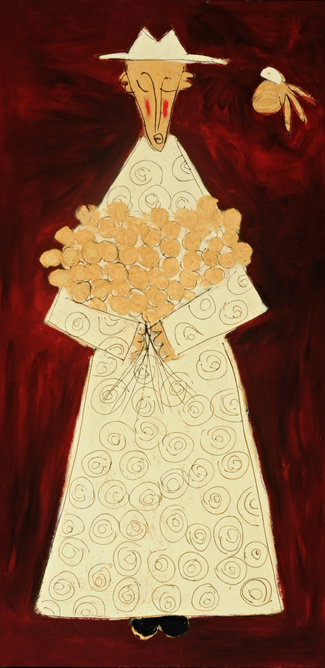 Patron Saint of Moonflowers