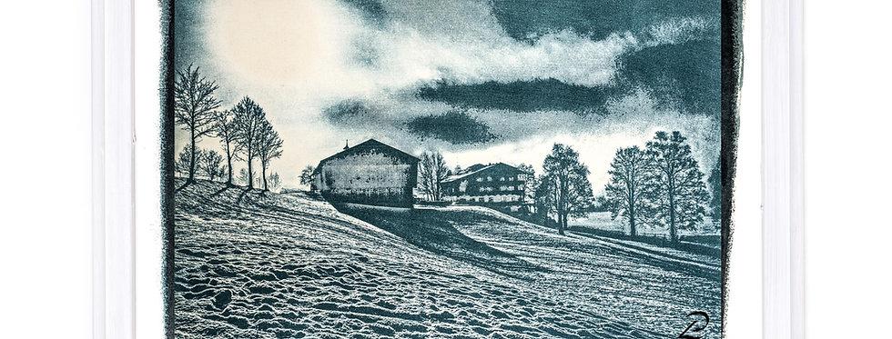 Titel: Hütte am Schwarzsee, Kitzbühel