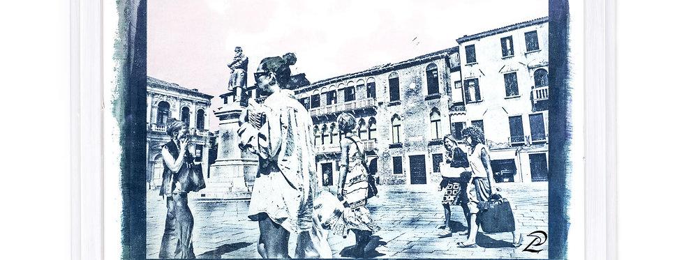 Titel: La città delle donne, Venezia