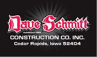Dave Schmitt Construction Co. logo