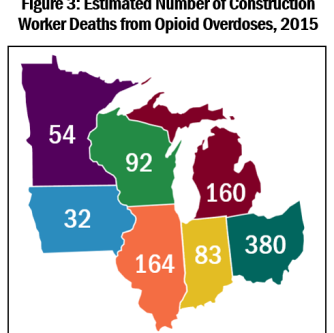 Response to Midwest Construction Workers' Opioid Overdoses