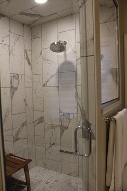 Glorious shower addition