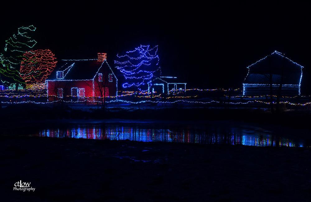 Upper Canada Village, Alight at Night 2017
