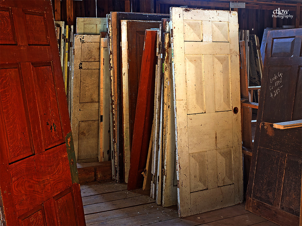Balleycanoe doors and more doors