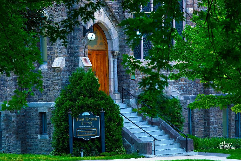 First Baptist Church, Brockville