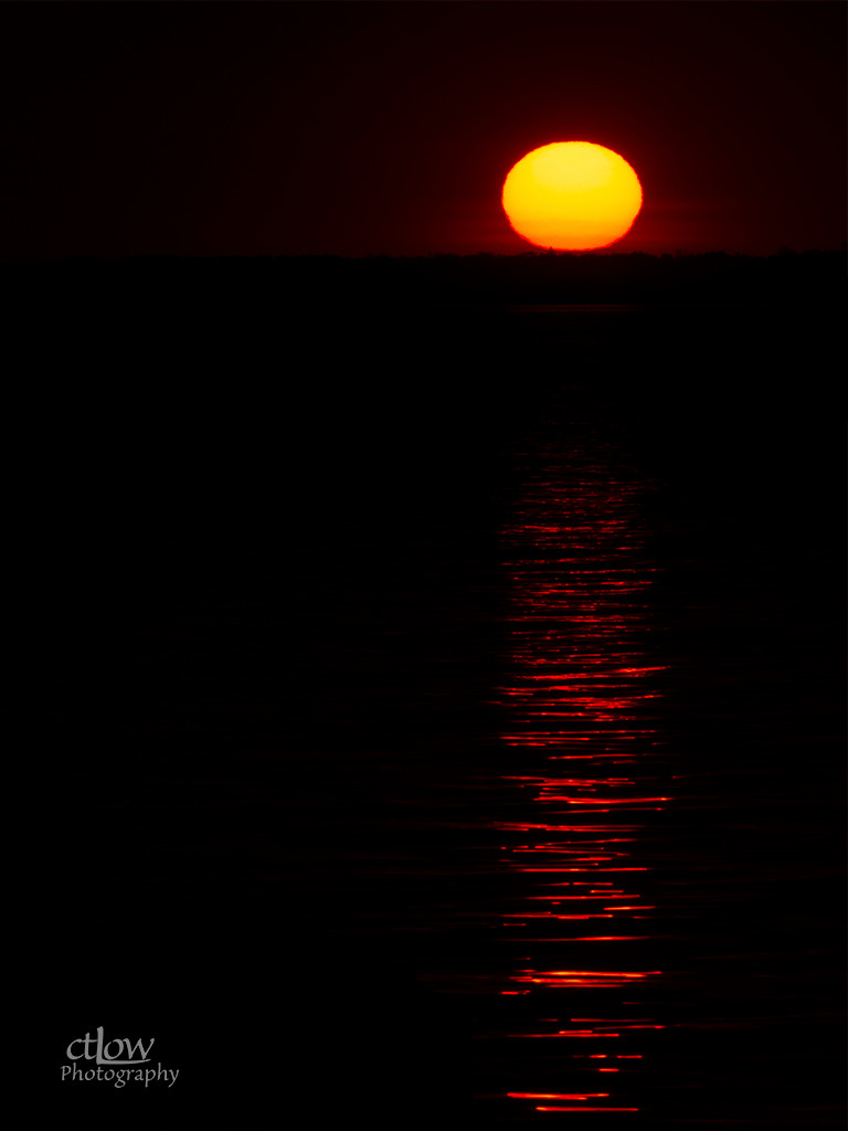 Sunrise St. Lawrence River