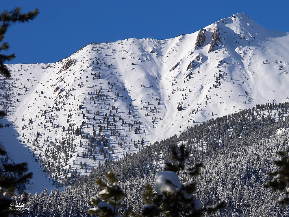 Panorama Mountain Resort (view from)