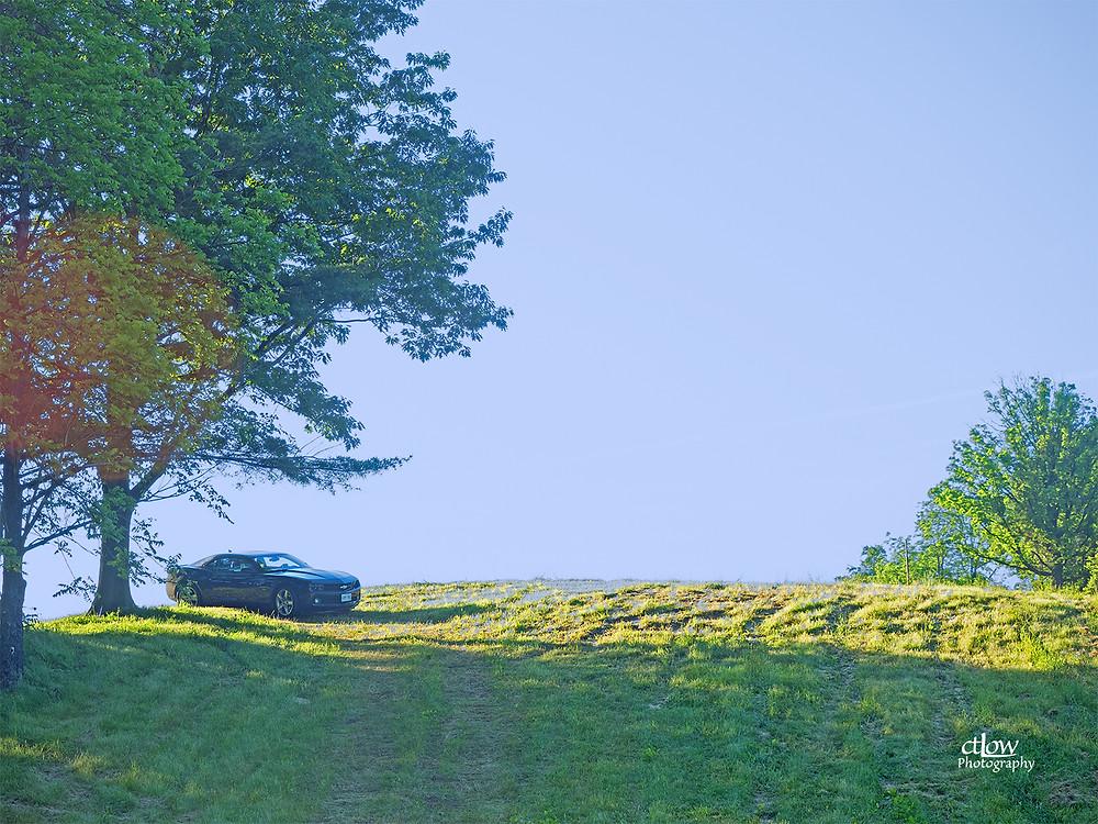 off-road Camaro