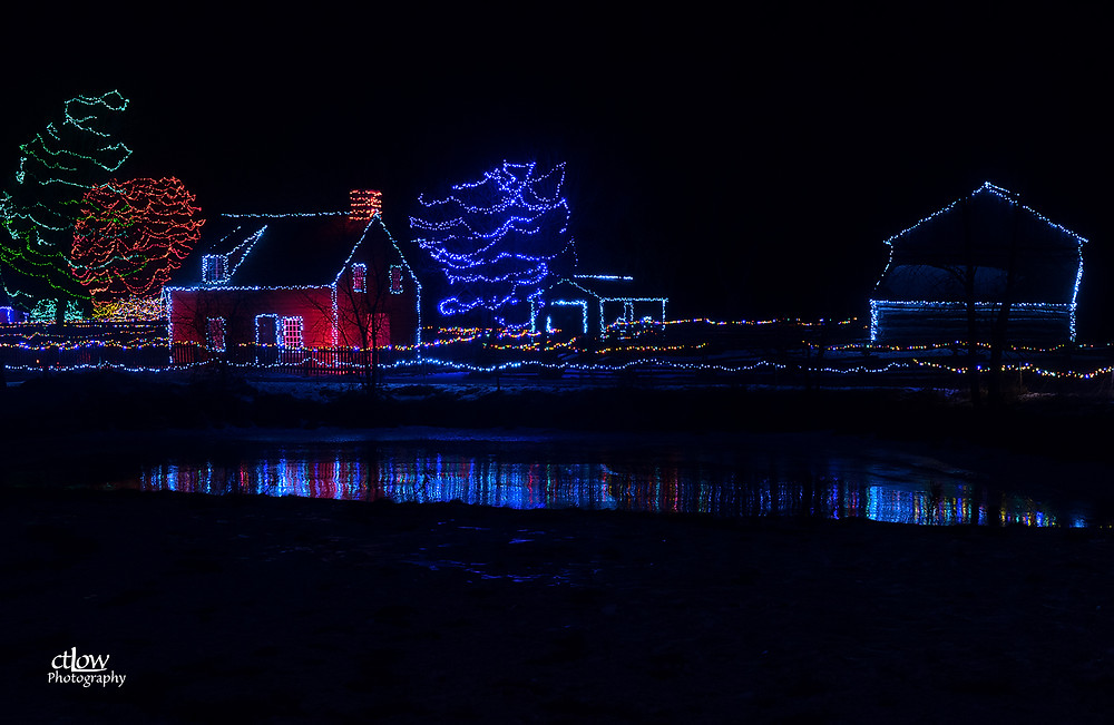 Upper Canada Village - Alight At Night 2017