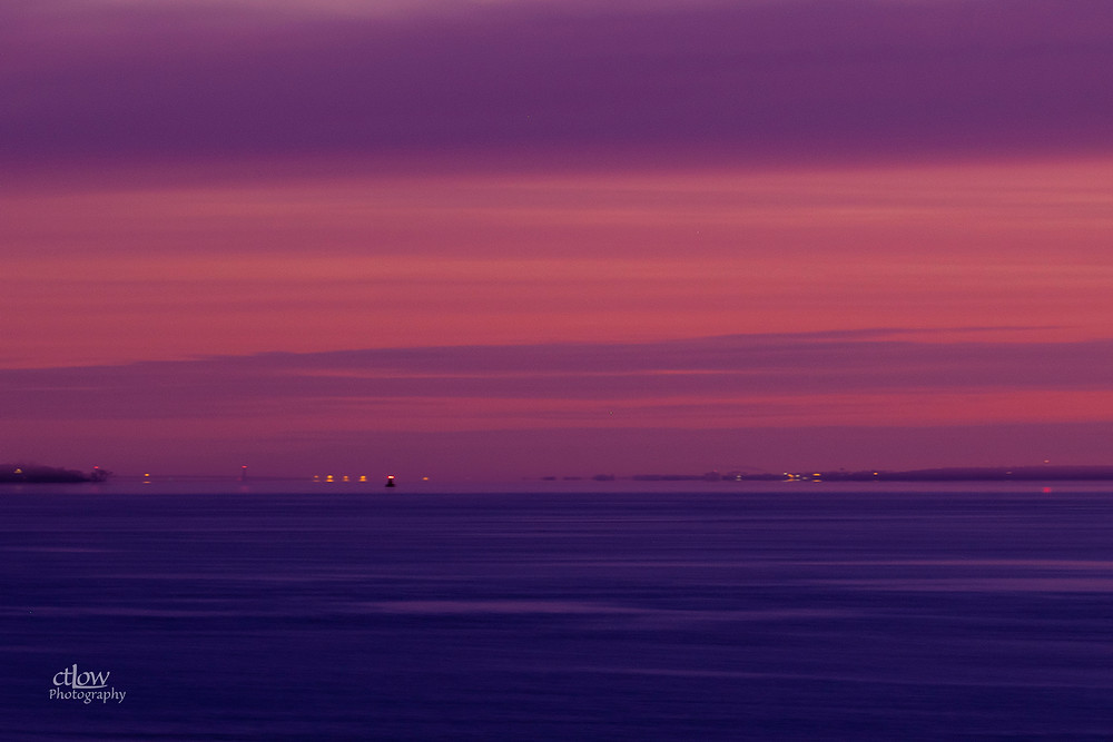 dawn dawnphotography St. Lawrence River Brockville Ontario