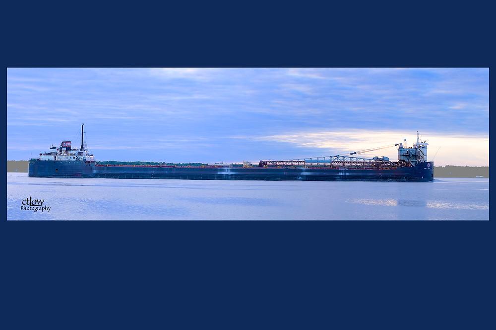 freighter ship John D. Leitch