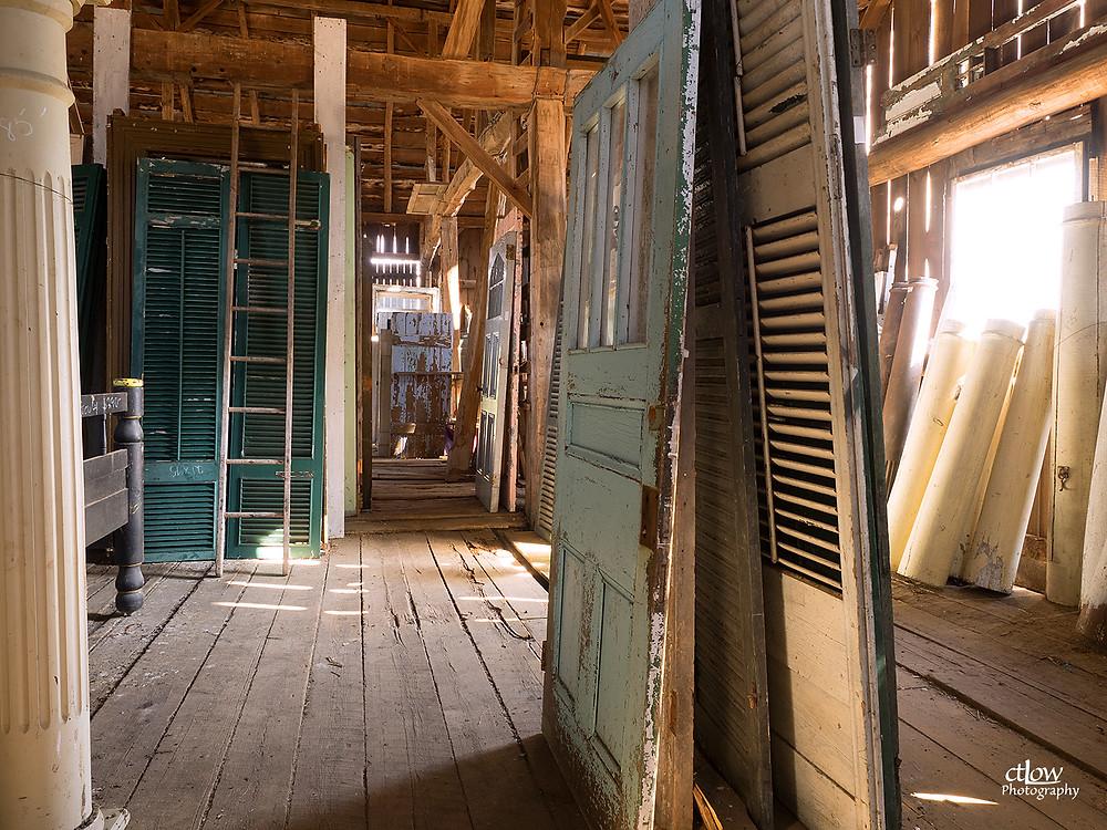 doors and shutters