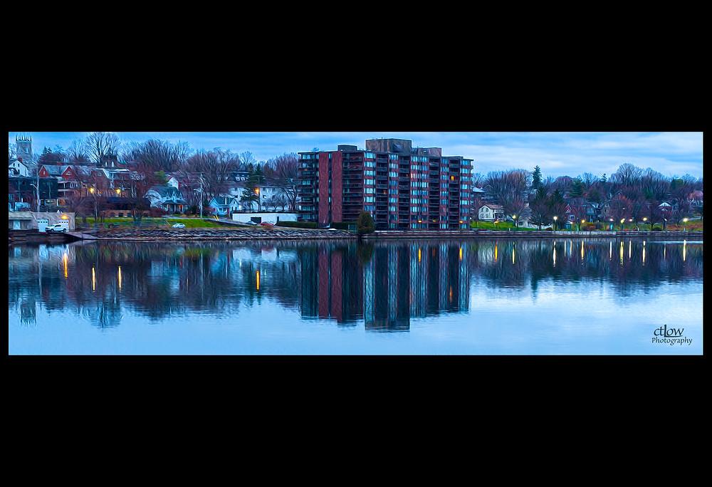 Water Street East, The Executive, Brockville Ontario