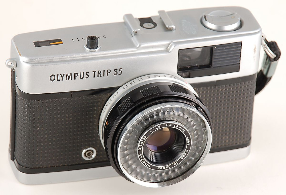 Olympus TRP 35