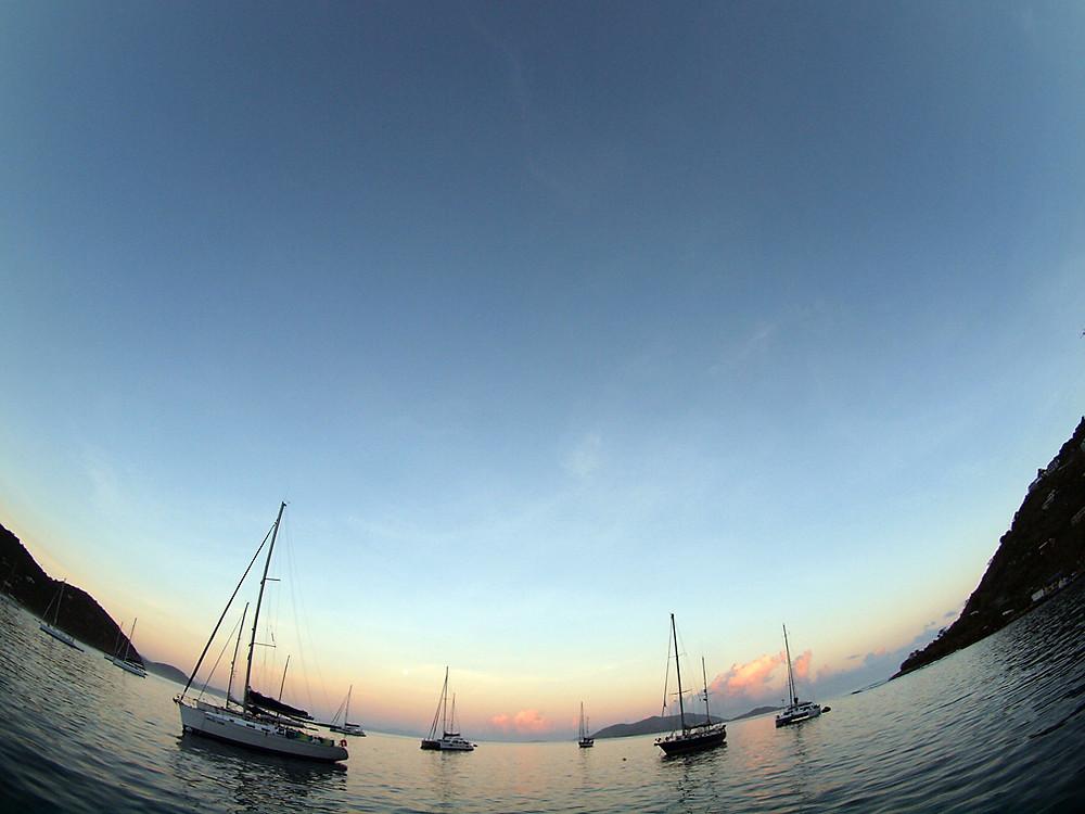 Little Harbour, Jost van Dyke, British Virgin Islands