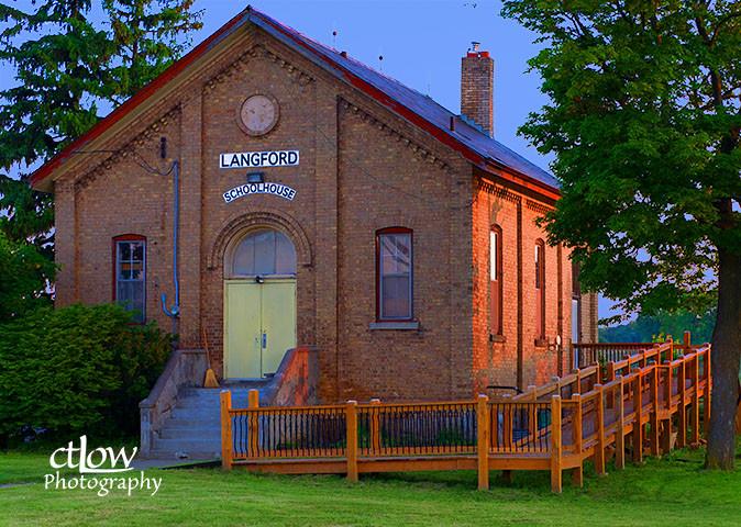 Langford Schoolhouse