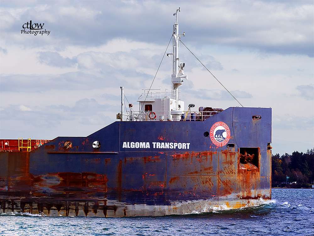 Algoma Transport - freighter ship