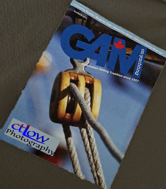 GAM on yachting, ctLow cover