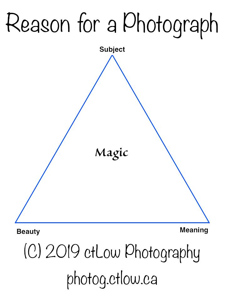Reason for a Photograph