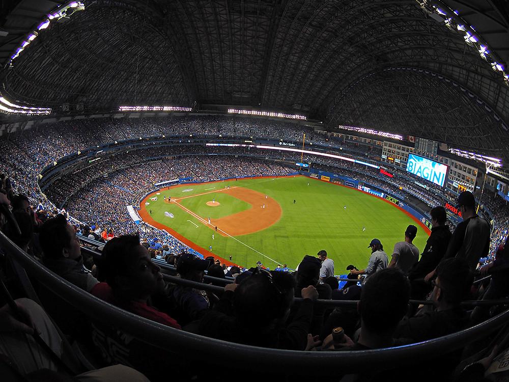 Rogers Stadium, Toronto - Blue Jays baseball