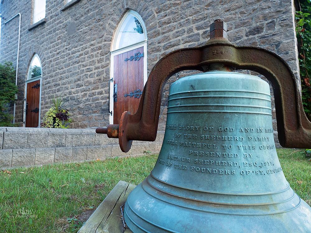 St. James Church bell