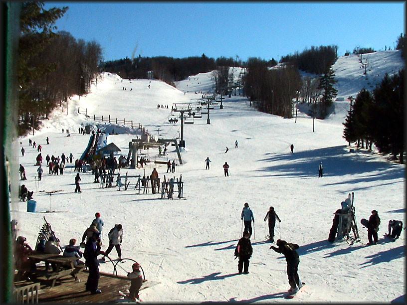 Edelweiss Ski Slopes