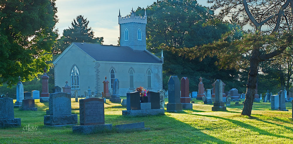 St. James Church, Maitland, Ontario
