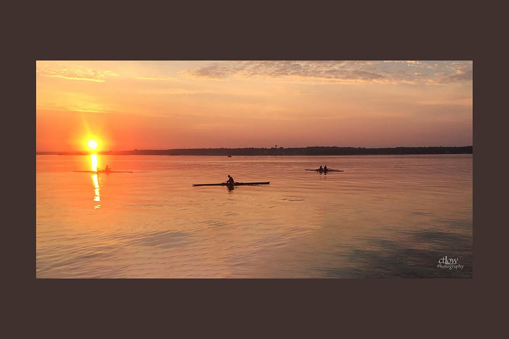 sunrise Brockville Rowing Club