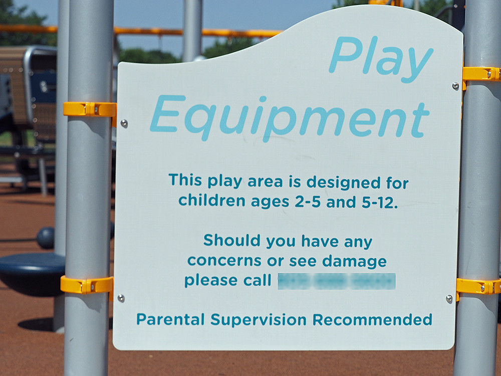Play equipment 2-5 and 5-12