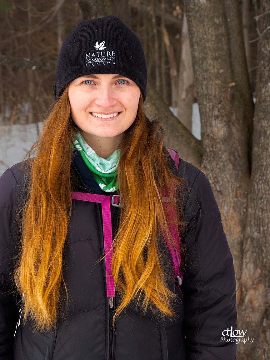 Megan of the Nature Conservancy of Canada