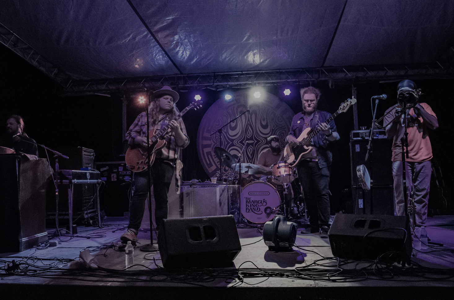 THE MARCUS KING BAND 2017