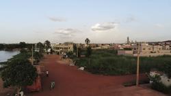 Bamako - Bord du fleuve