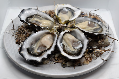 15th & 16th April - 5 DOZEN UNSHUCKED OYSTERS
