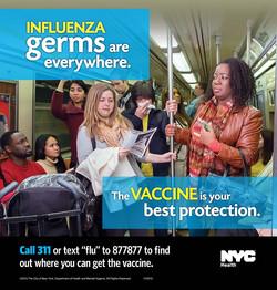 Influenza Campaign  2013
