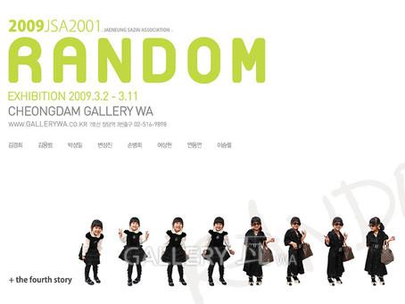 JSA2001 RANDOM展