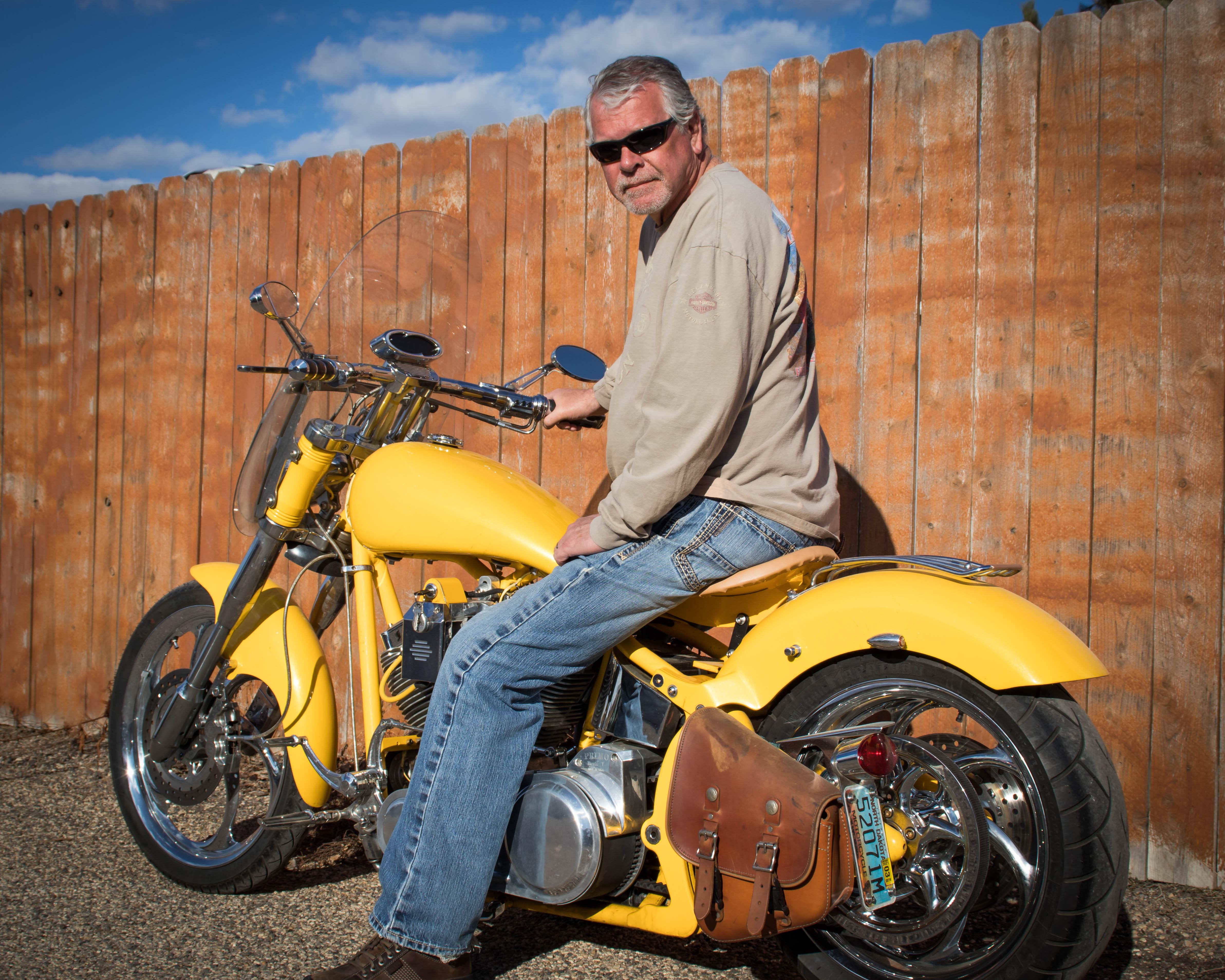 Papa Motorcycle