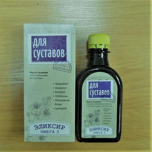 Для суставов элексир омега 3 обезболивающие при воспалении суставов