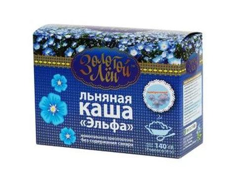 """Каша льняная """"Эльфа"""" натуральный вкус, 140гр. 7 пак. по 20гр."""