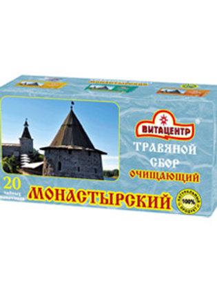 "Чай ""Витацентр"" № 41 МОНАСТЫРСКИЙ ОЧИЩАЮЩИЙ, 20 пак. по 1,5гр."