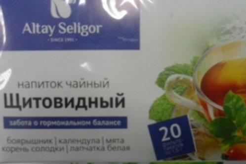 """Чайный напиток """"Щитовидный""""  20ф\п"""