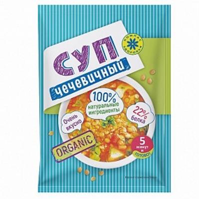 """Суп-пюре """"Чечевичный"""" 30 г"""