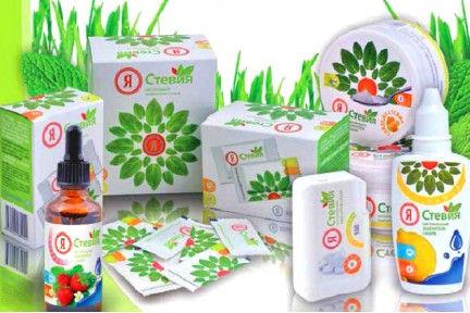 Стевия – идеальный сахарозаменитель,имеет бактерицидное и противовоспалительное свойства.