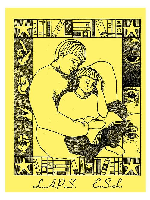 ESL Literacy and Parenting Skills (ESL-LAPS) Manual
