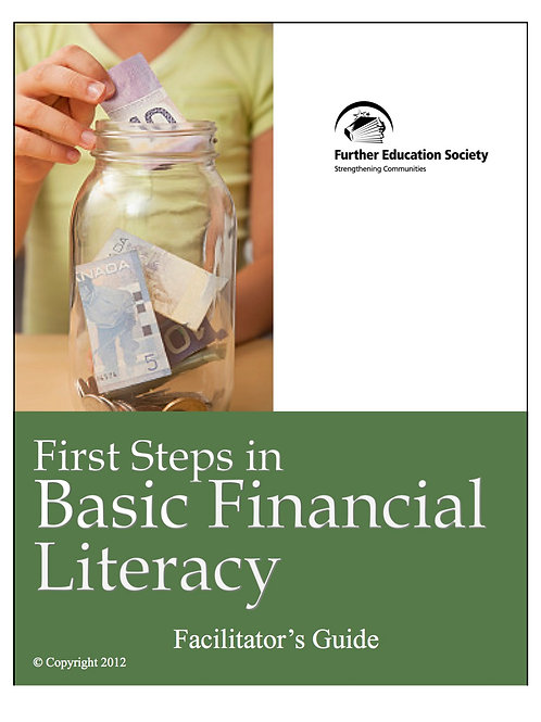 First Steps in Financial Literacy Manual